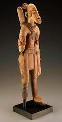 Djenne terra cotta archer (Djenne)  (African)