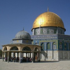 Dome of the Rock, c.687-691, Jerusalem, Israel, Islamic Art