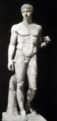 Doryphoros (POLYKLEITOS) (Classical)  (Greece)