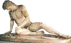 Dying Gaul (Hellenistic)  (Greece)