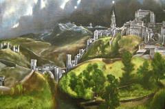 El Greco: View of Toledo