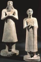 Eshnunna Statuettes (Sumerian)   (Ancient Near East)