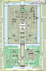 Forbidden city plan