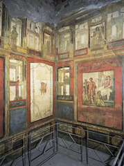 Fourth Style Painting  (Rome)