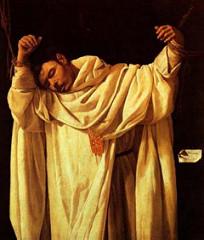 Francisco de Zurbaran: Martyrdom of St. Serapion