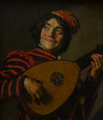 Frans Hals: Ordinary people and their most characteristic expression