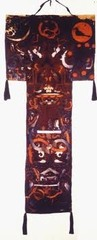 Funeral banner of Lady Dai. Han Dynasty, China. 180 bce. painted silk