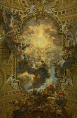 Gaulli: Triumph in the Name of Jesus