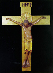 Gero Crucifix,970,wood,Ottonian Art