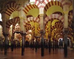 Great Mosque, Cordoba  (Islamic)