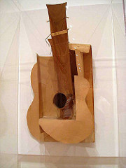 Guitar by Pablo Picasso, 1912