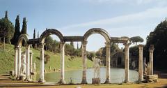 Hadrian's Villa (High Empire)  (Rome)
