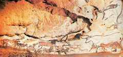 Hall of Bulls, Lascaux