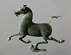 Han flying horse (Han)  (China)