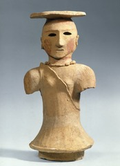 Haniwa Figure,6th century,earthenware,Japan Art