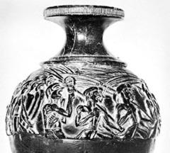 Harvesters Vase (Minoan)
