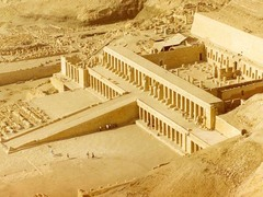 Hatshepsut's Temple (New Kingdom)  (Egypt)