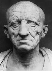 Head of a Roman Patrician (Republic)  (Rome)