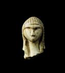 Head of a woman, Brassempouy