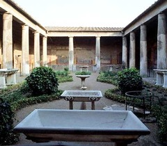 House of the Vetti, Roman Art
