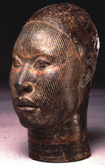 Ife Head,bronze,African Art