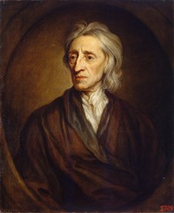 In writing the Declaration of Independence, Thomas Jefferson drew most heavily from the ideas of this Enlightenment era philosopher: