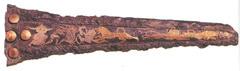 inlaid dagger blade (Mycenean)