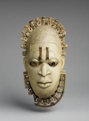iyoba mask (Benin)  (African)