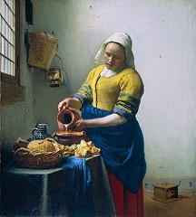Jan Vermeer - Another master of light!!!
