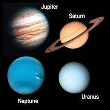 Jovian planets