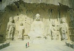 Longmen Caves (Tang)  (China)