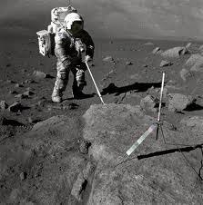 lunar regolith
