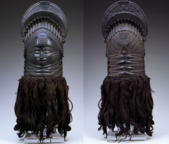Mende Masks of Sierra Leone,20th century,wood,African Art