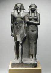 Menkaure (Old Kingdom)  (Egypt)