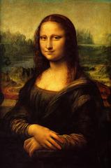 Mona Lisa by Leonardo Da Vinci, 1503-1505