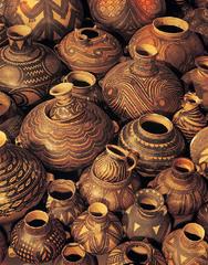 Neolithic Pottery (Neolithic)  (China)
