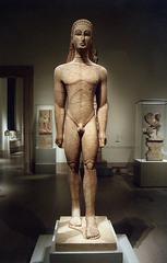 New York Kouros (Archaic)  (Greece)
