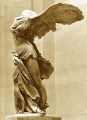 Nike of Samothrace (Hellenistic)  (Greece)