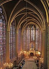 P. 509 Upper Chapel, Sainte-Chapelle, Paris (Gothic art, 1150-1400)
