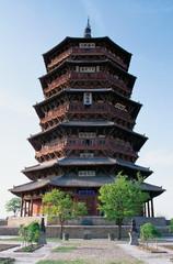 Pagoda (Tang)  (China)