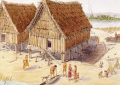 Paleolithic Settling Down