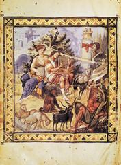 Paris Psalter (Middle Byzantine)  (Byzantium)