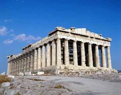Parthenon (IKTINOS & KALLIKRATES, PHIDIAS) (Classical)  (Greece)