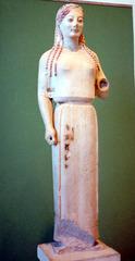 Peplos Kore (Archaic)  (Greece)