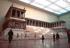 Pergamon Altar, 175 BC,Greek