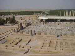 Persepolis (Persian Art)  (Ancient Near East)