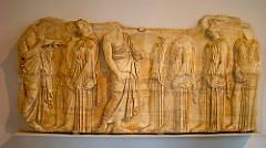 Plaque of the Ergastines....Acropolis