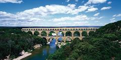 Pont du Gard (Early Empire)  (Rome)