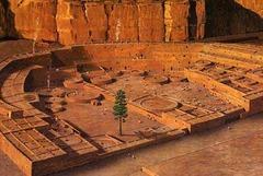 Pueblo Bonito (Ancestral Puebloans)  (Americas)