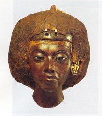 Queen Tiye (New Kingdom)  (Egypt)
